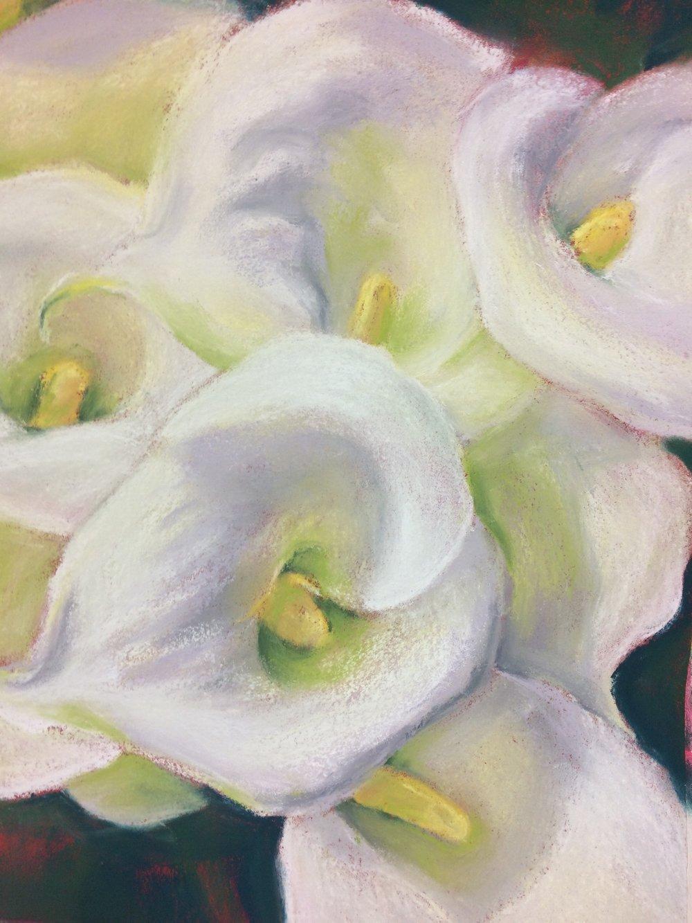 Pastel by Ellen Anne Burtner