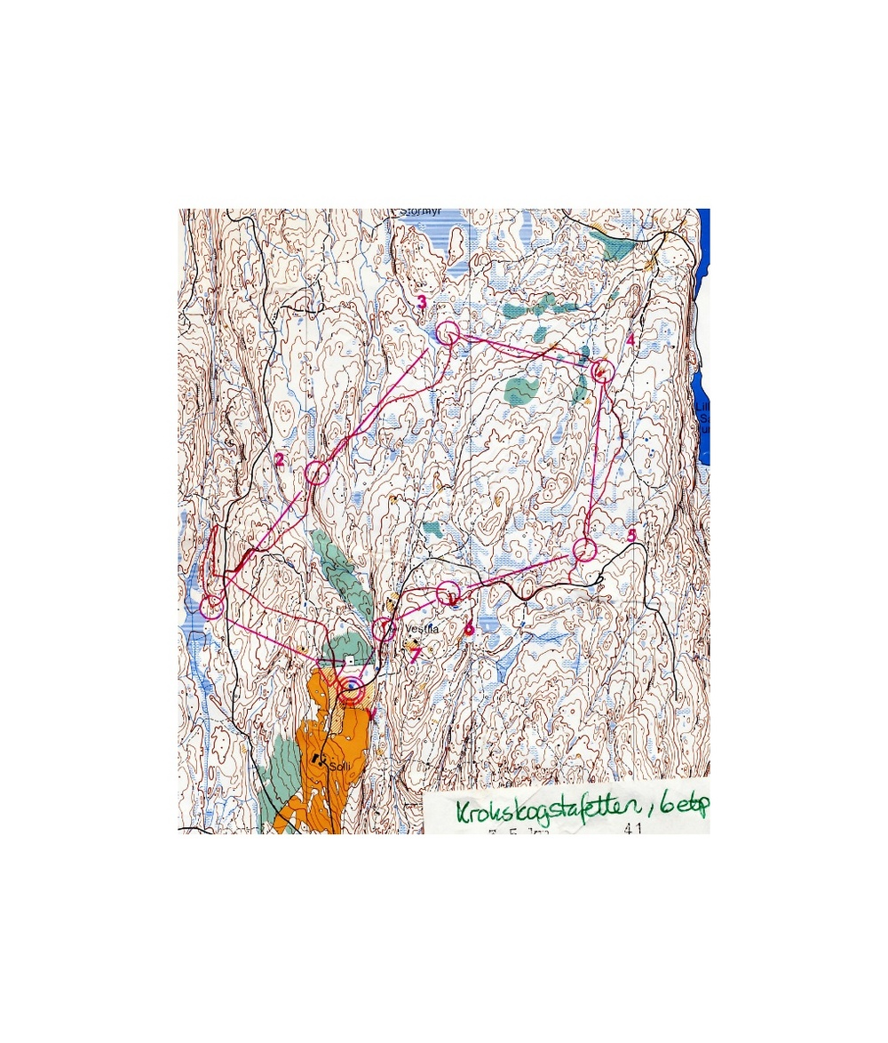 6. etappe 1979