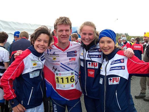 Halden arrangerer Vårstafetten for ungdom, og er en av verdens beste stafettklubb! De vinner ofte 10Mila og Jukola. Men vinner de både Night Hawk og Day Hawk?
