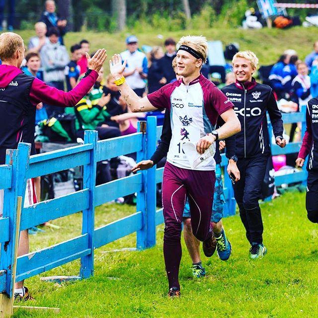 #throwbackthursday #nydalenskiklubb #tiomila #jukola #orientering #orienteering #trimtex @trimtex Winner of NightHawk 2016 @havardhaga @magnehaga