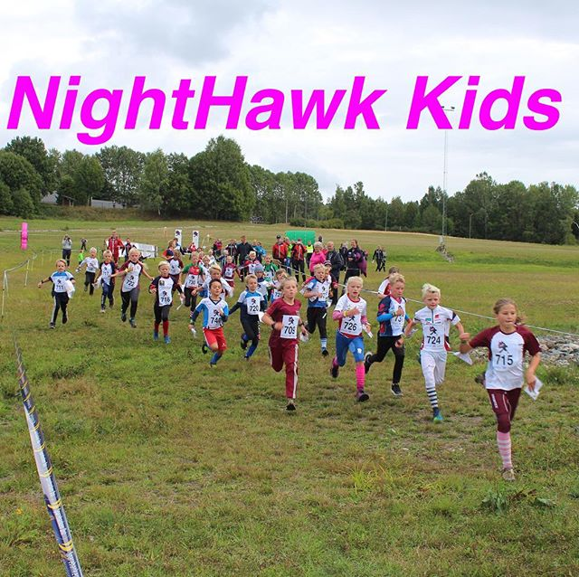 NightHawk Kids was a success. 31 runners in the first race ever. #jukola #tiomila #oringen #orientering #orienteering #orienteringsløb #suunistus #nighthawkrelay