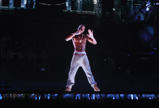2pac hologram