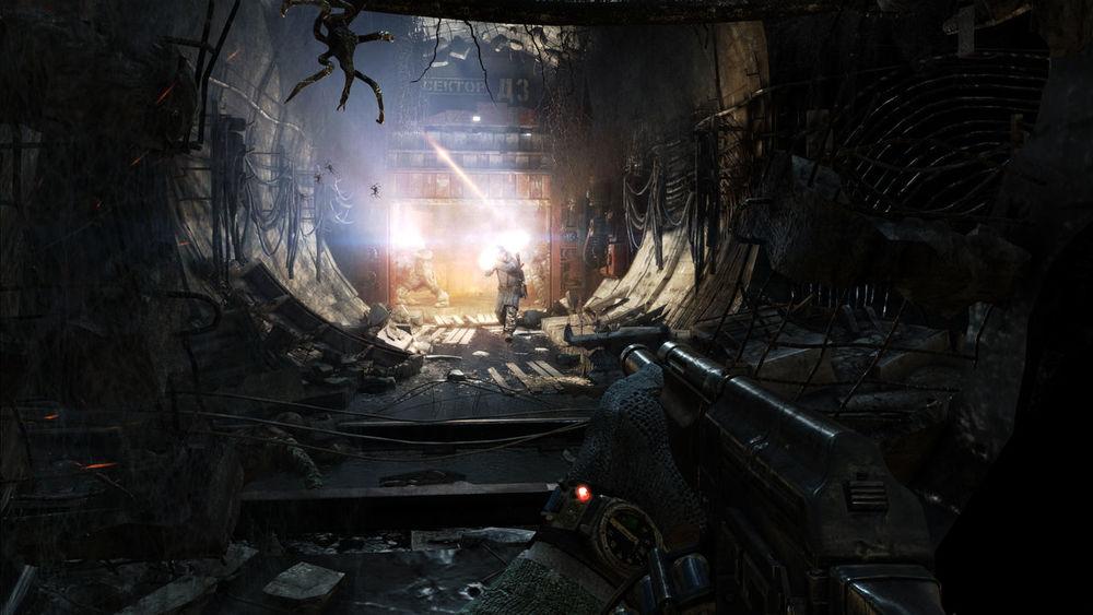 Metro Last Light Метро Луч надежды (2013) .