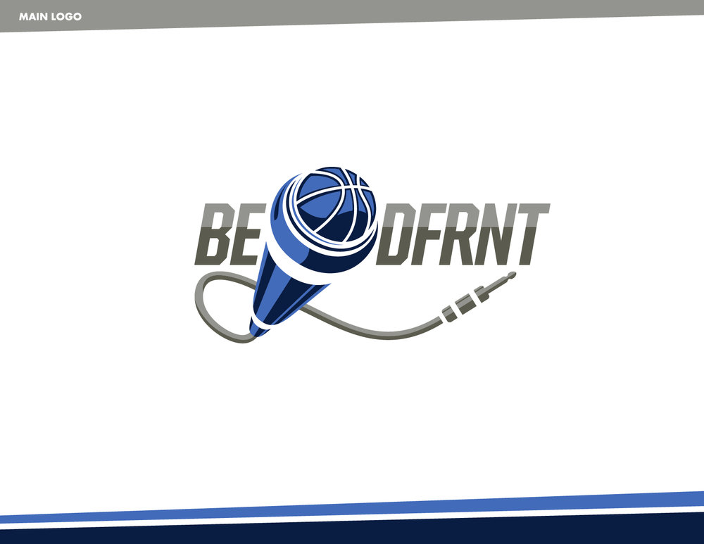 BeDFRNT Main Logo