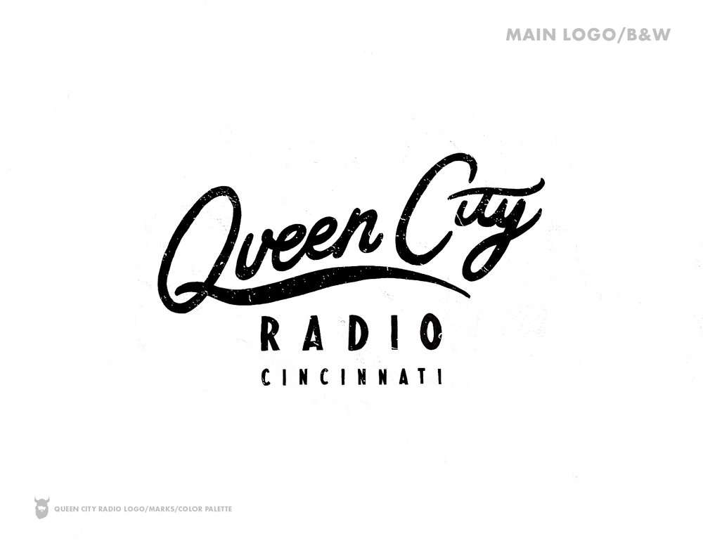 Queen City Radio Main Logo