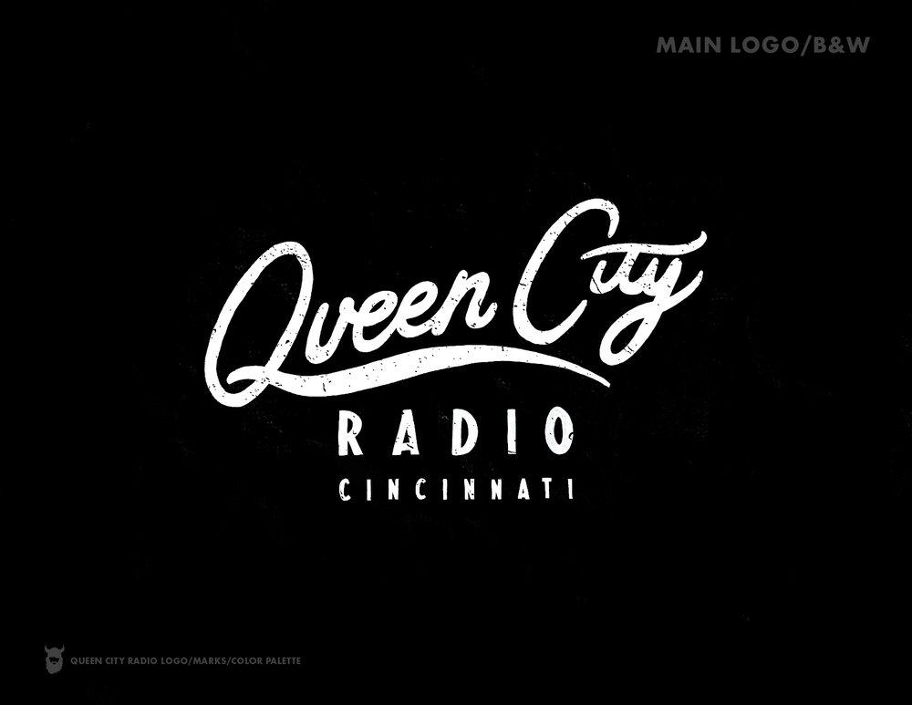 Queen City Radio Main   Logo
