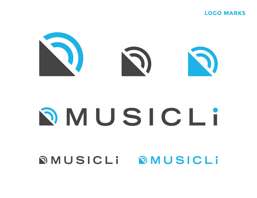 MusicLi Secondary Logo