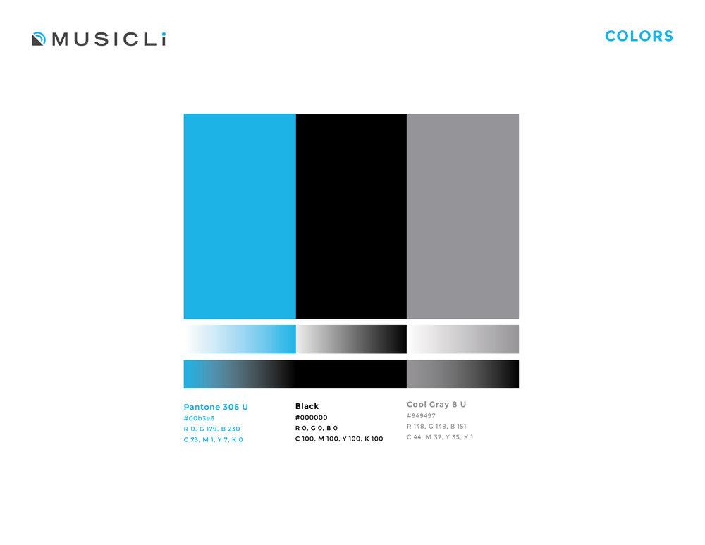 MusicLi Color