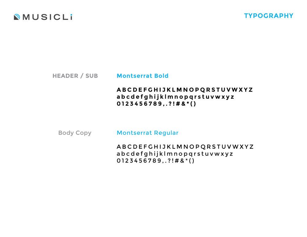 MusicLi Type