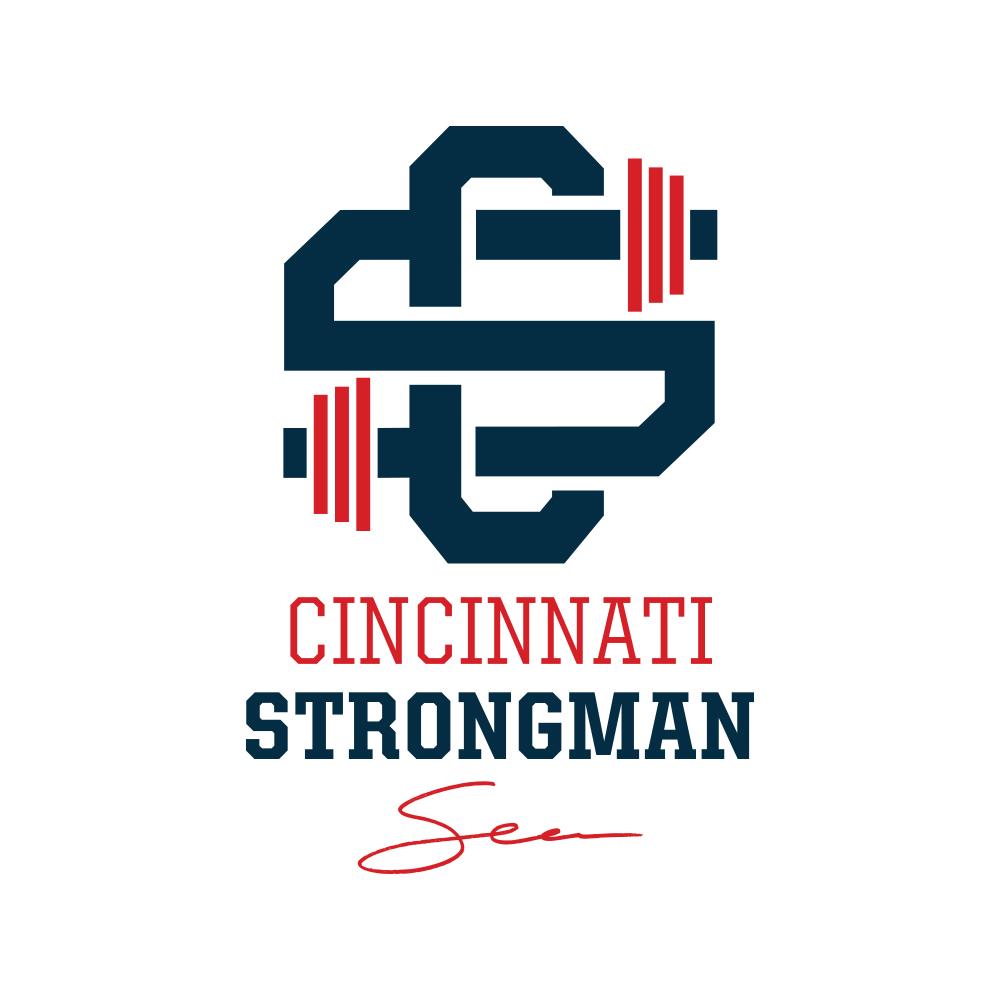 Cincinnati Strongman Main Logo