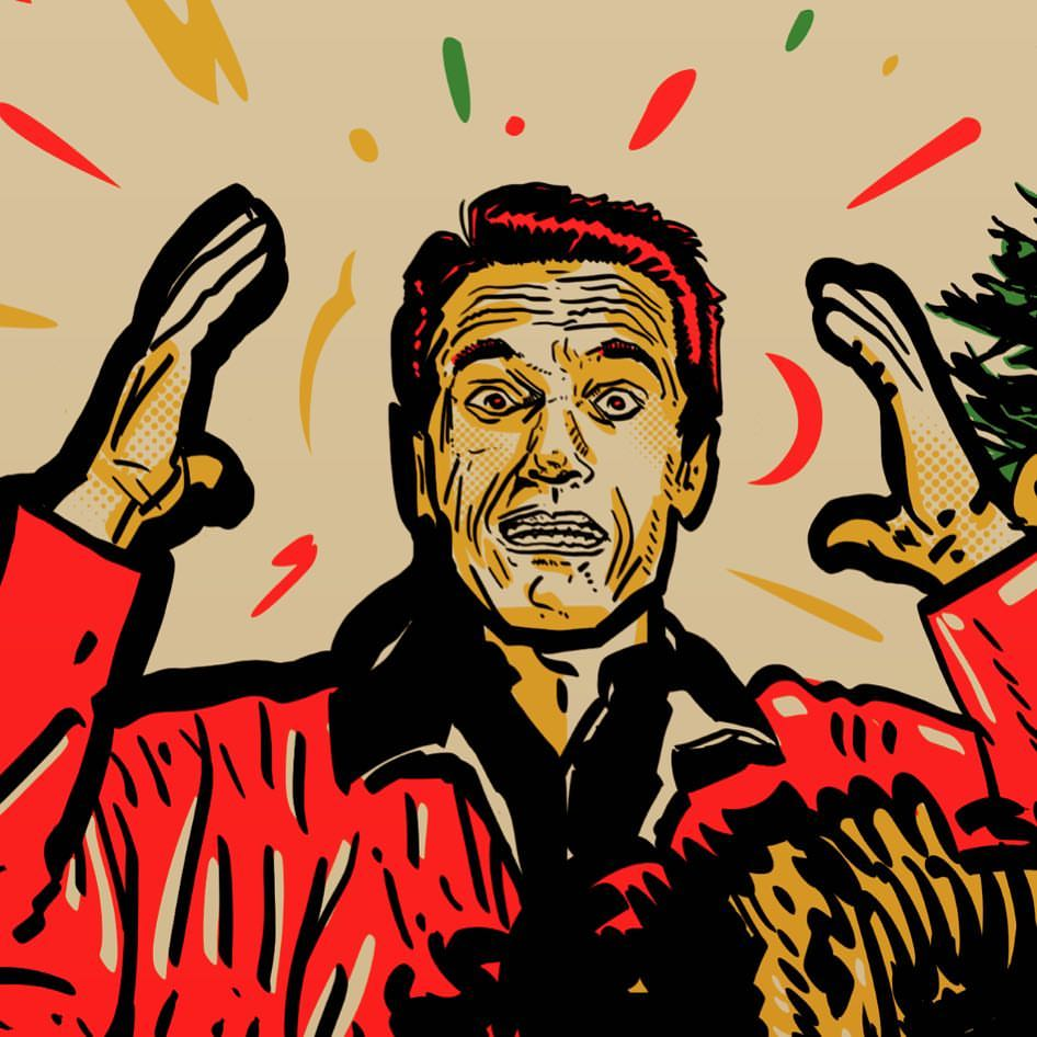 Arnold! Jingle All the Way