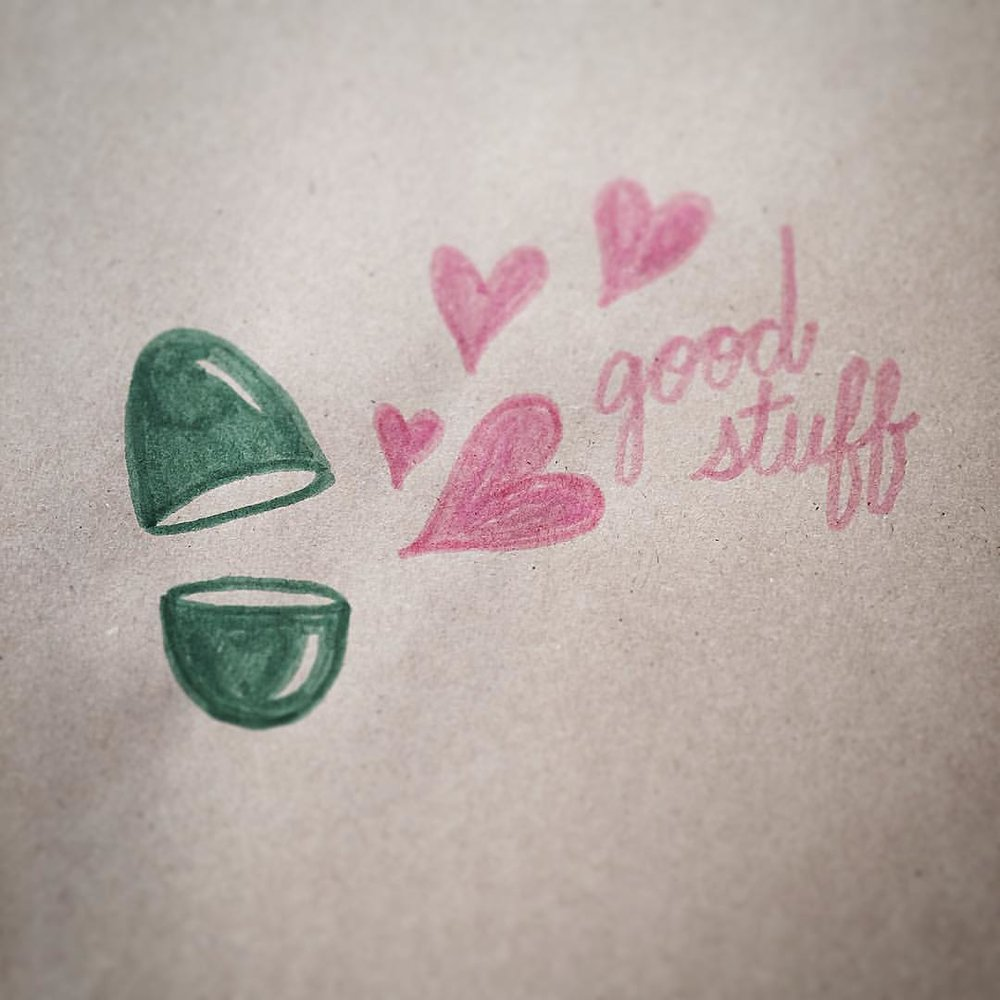 Submitted #WeAreGoodEggs submitted art via social, much love!