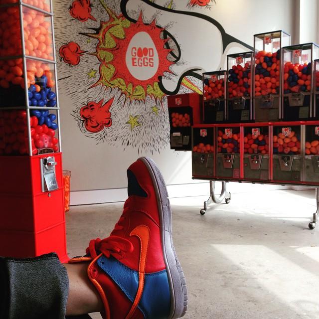 #NikeDunks to match!