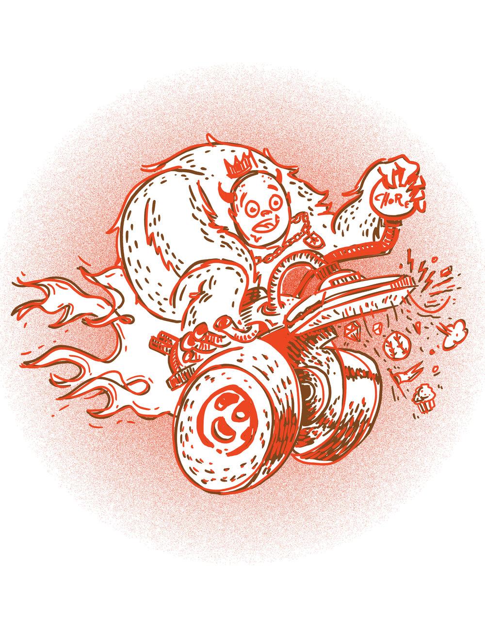 BeDFRNT Main Logo
