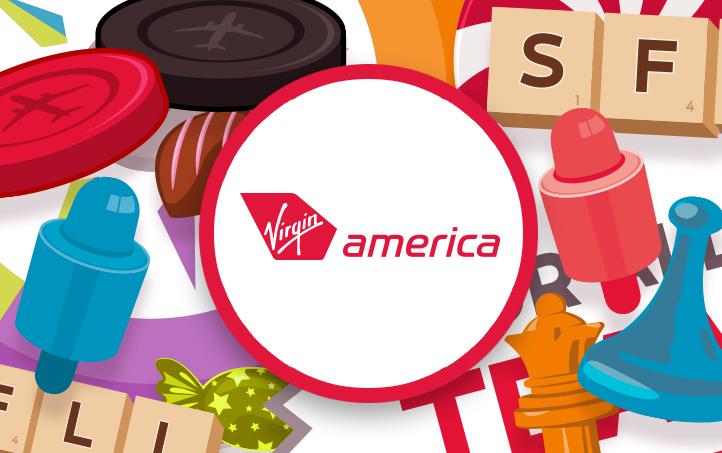 Virgin America Refresh Game