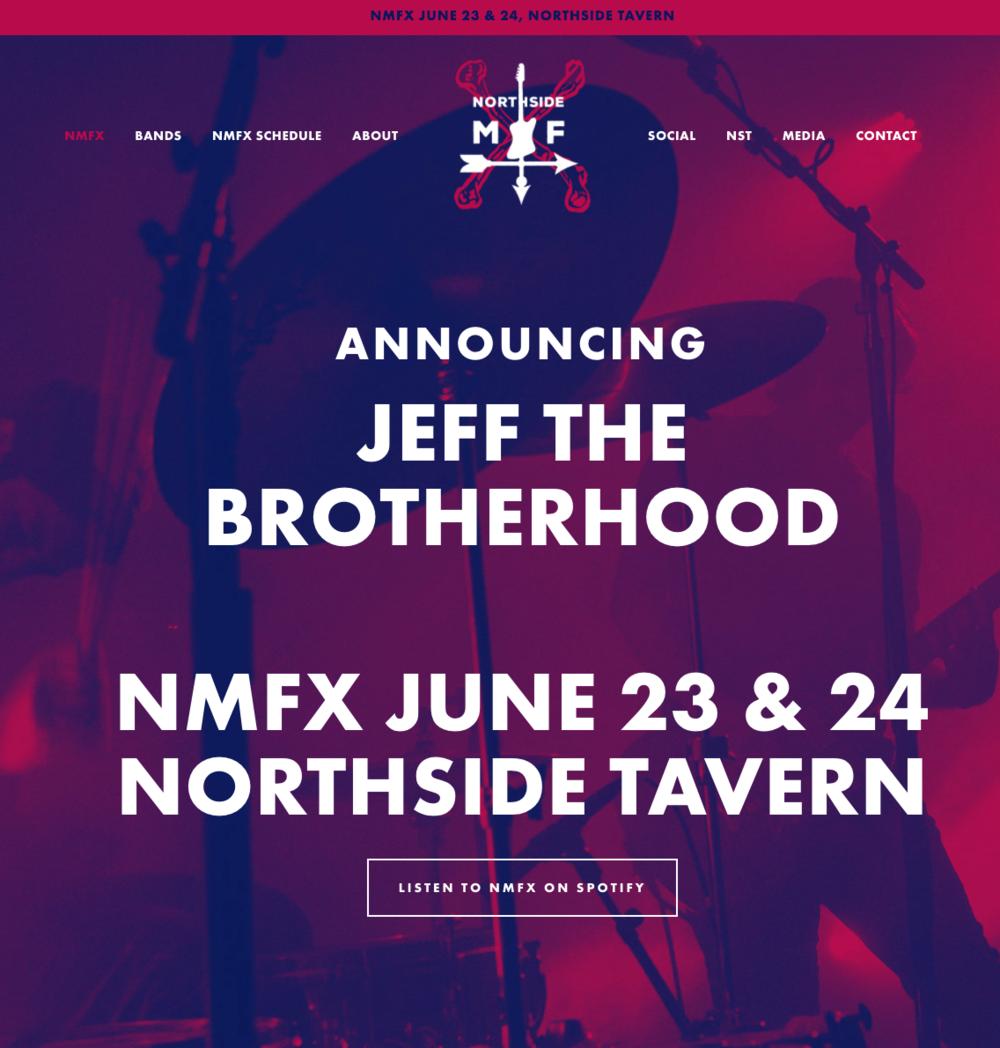 NMFX website