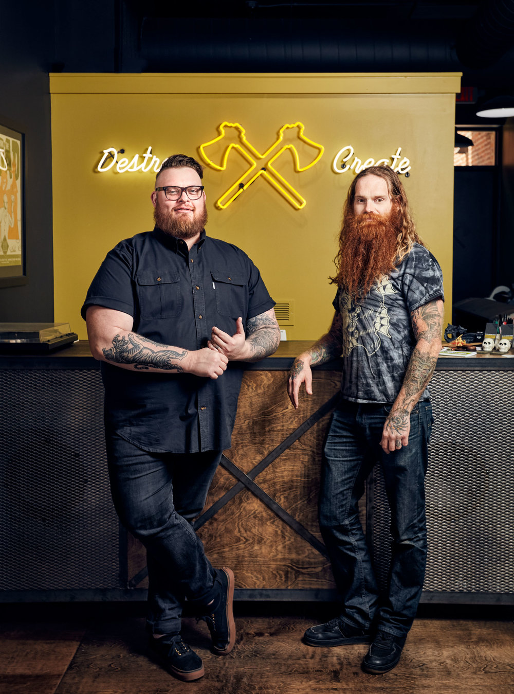 Brandon Hickle and Jason Snell, Partners, We Have Become Vikings