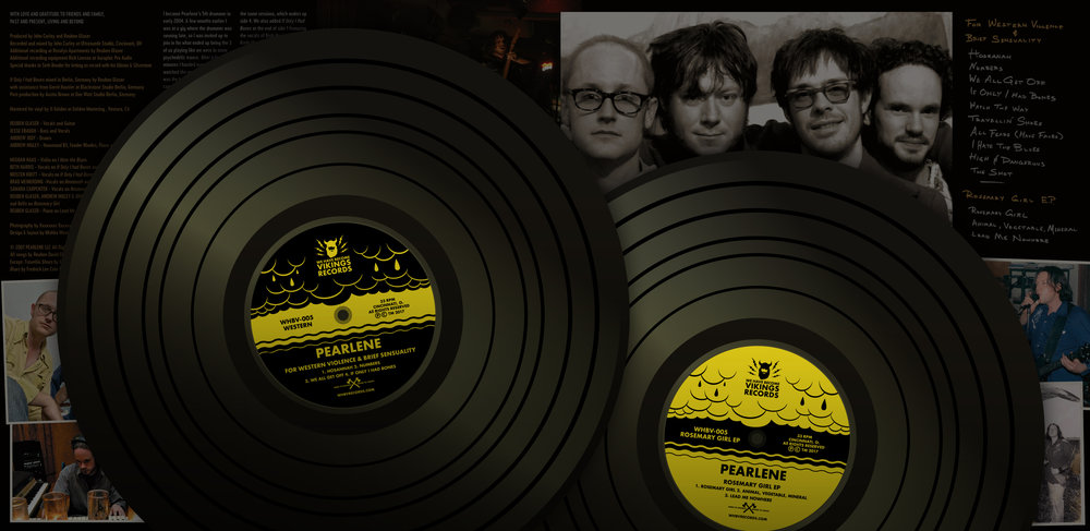 Gatefold, featuring double-record, 180gram, mastered for vinyl by JJ Golden, mixed by John Curley
