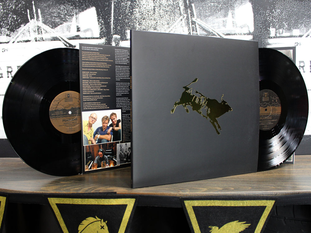Purchase your very own double-vinyl record  now !
