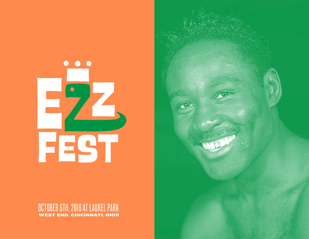 Ezz Fest 2018 brand imagery