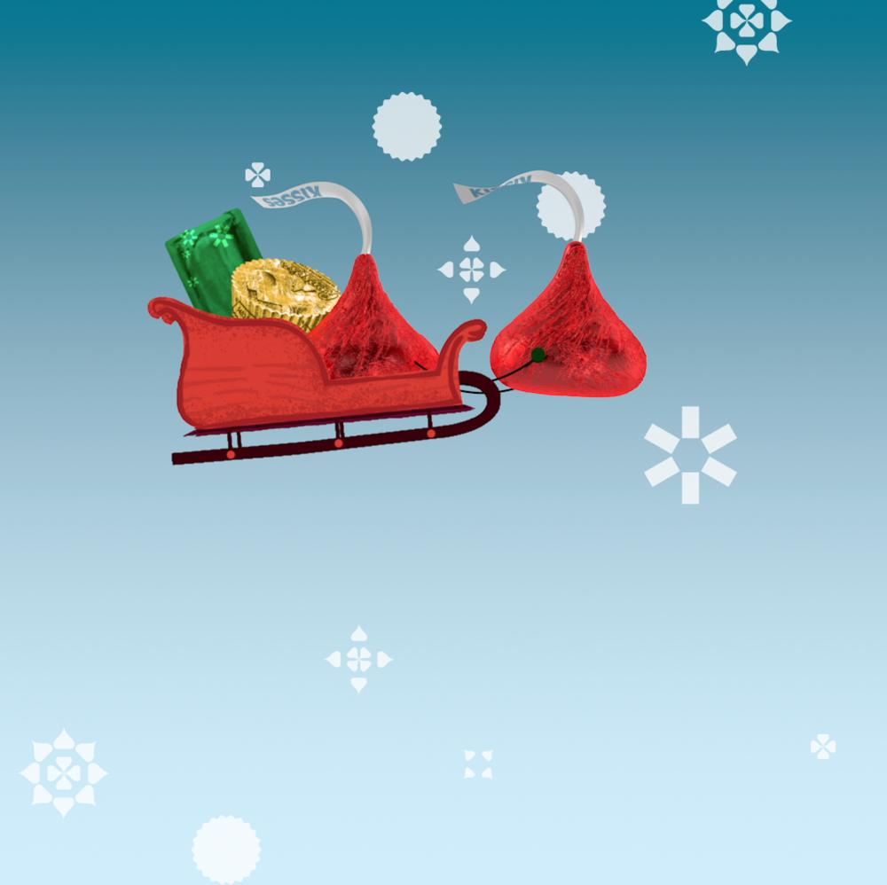 Holiday social media spots