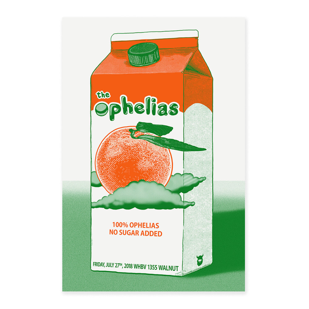 The Ophelias poster.jpg