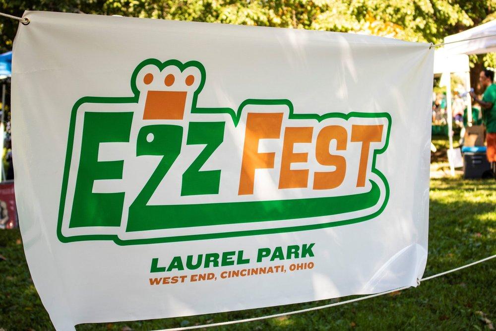 Ezz Fest 2018 at Laurel Park, West End, Cincinnati, Ohio