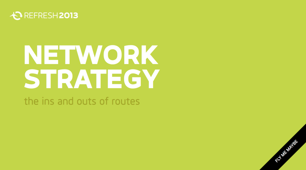 Refresh Network Strategy Booklet