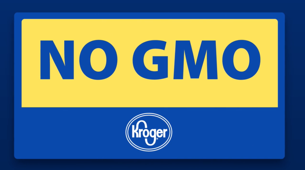 Kroger No GMO, Sustainable Fish