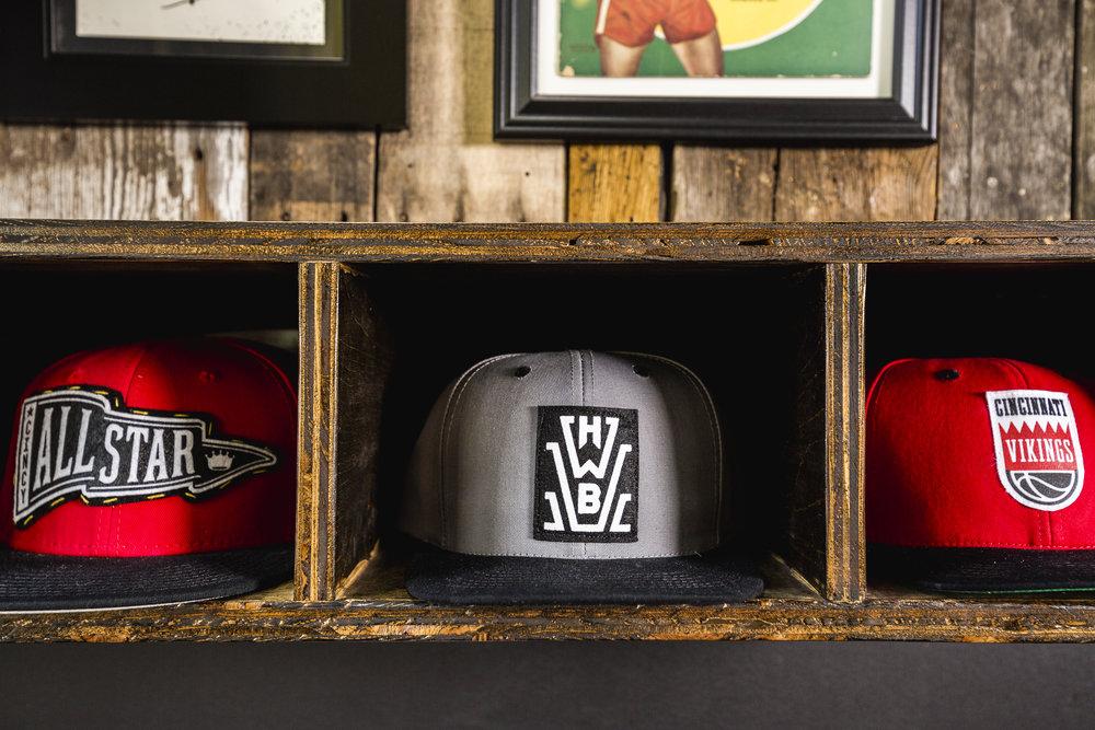 WHBV Hats