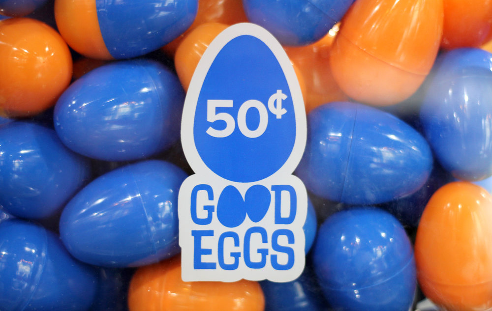 New Good Eggs Machines