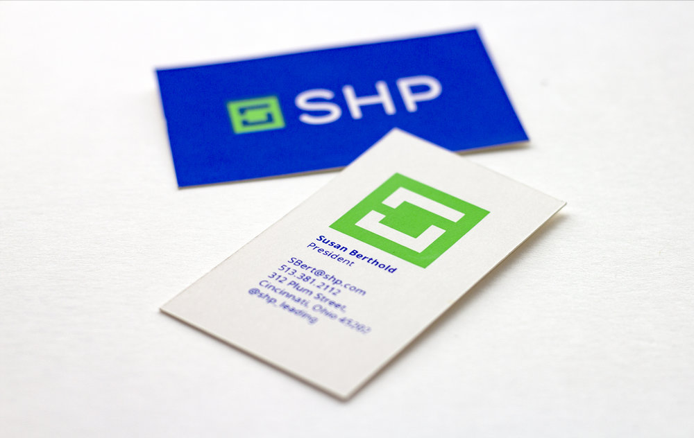 SHP Business Cards
