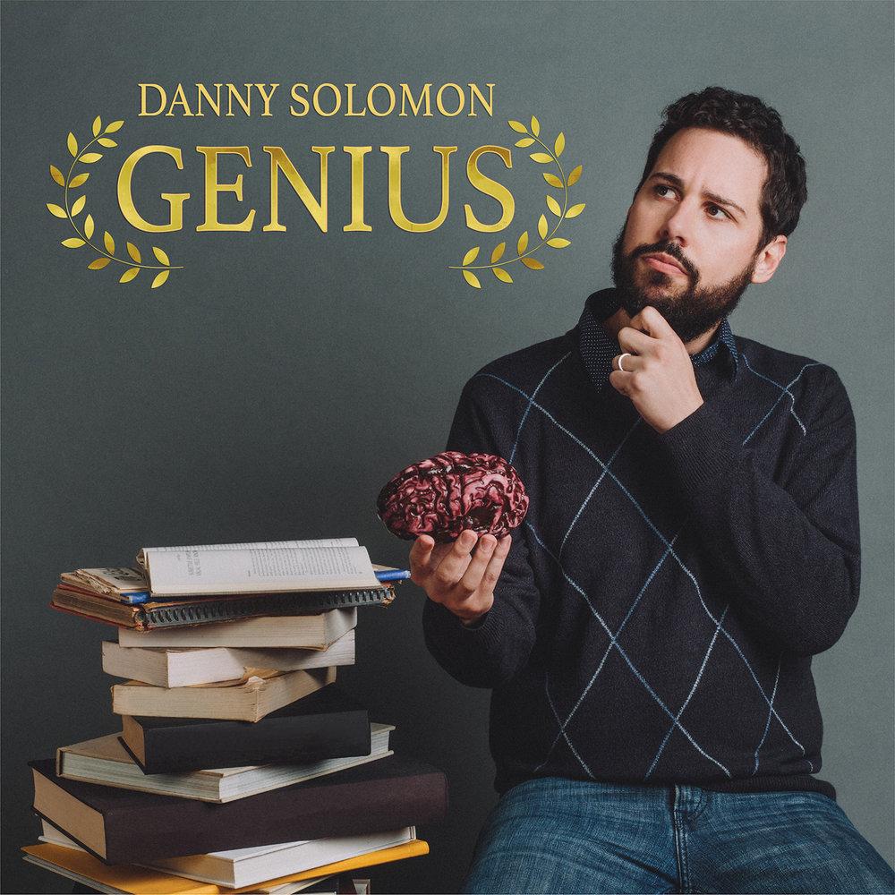 Genius Comedy Album by Danny Solomon