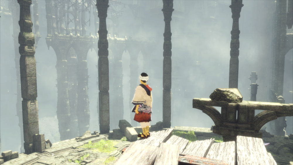 If you feed Trico enough of his favorite blue barrels you can unlock special outfits, like Ico's tunic and headband.