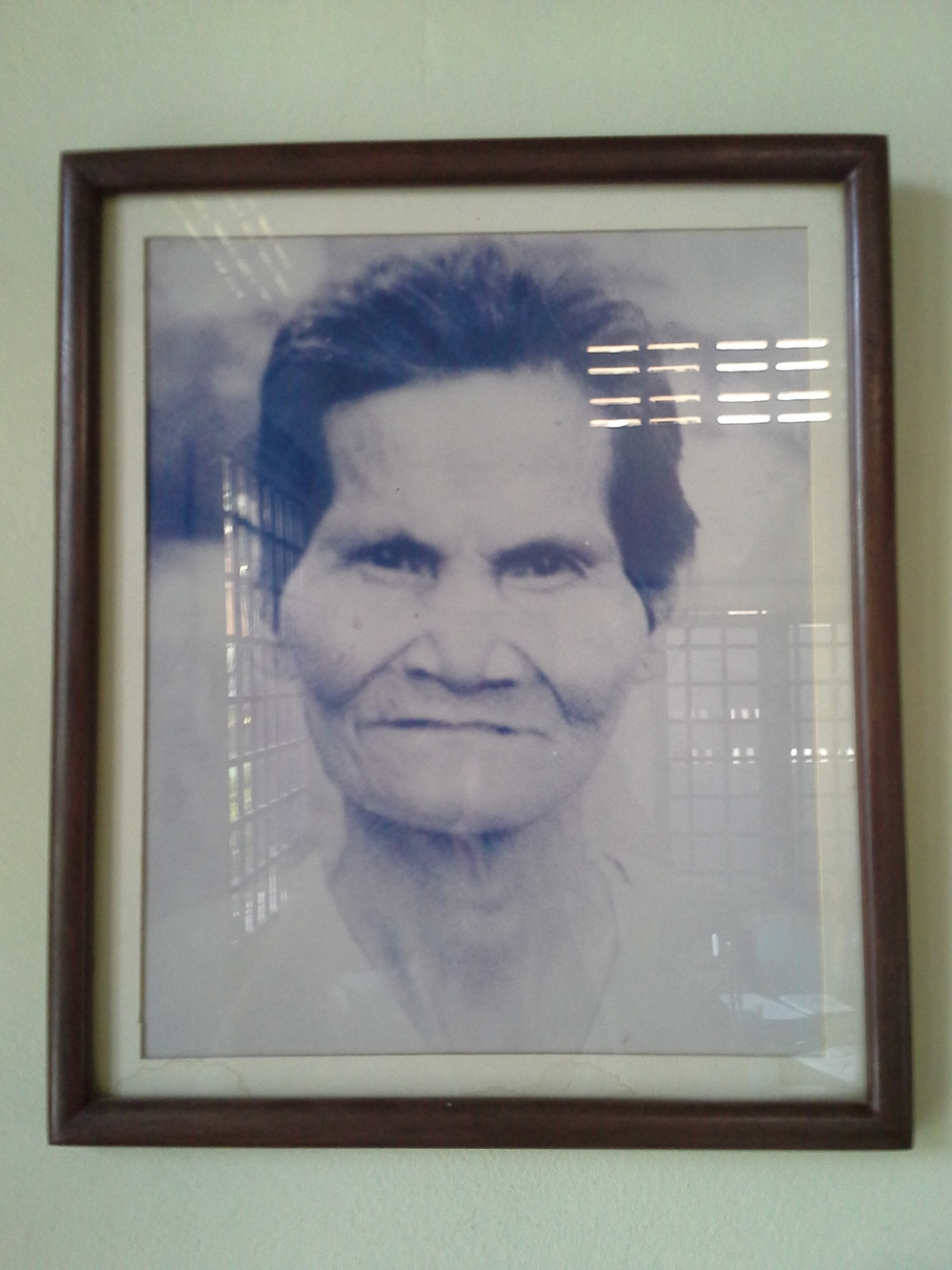 Photo of Sok Samith's mother