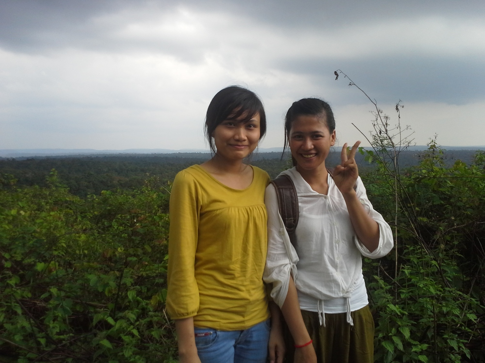 Sotheary and Sina, Koh Kong