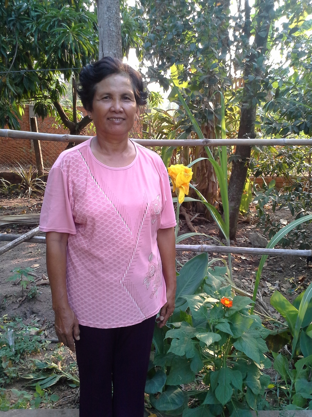 Prak Sinan, 59, Kampot