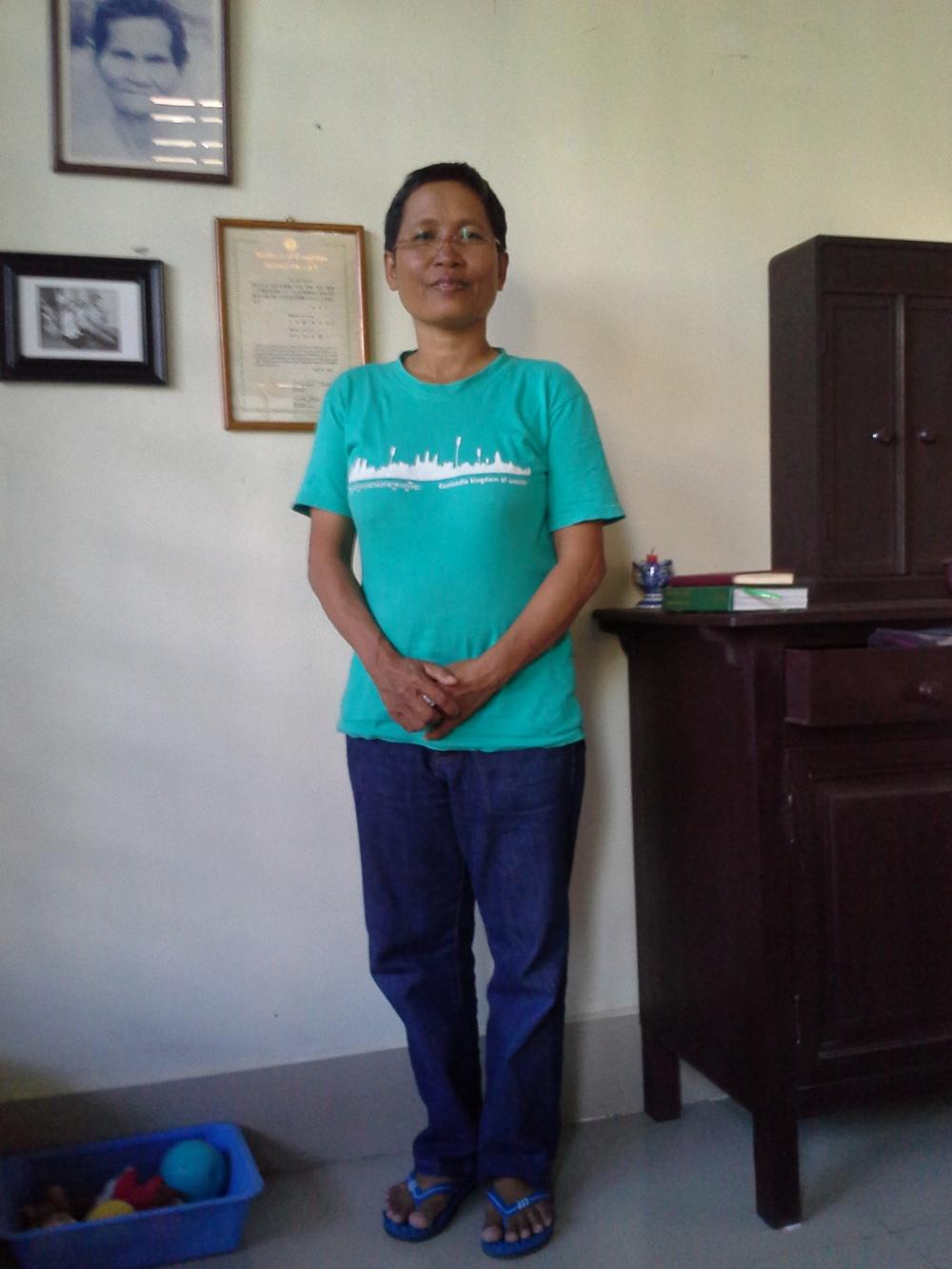 Sok Samith, 52, Phnom Penh