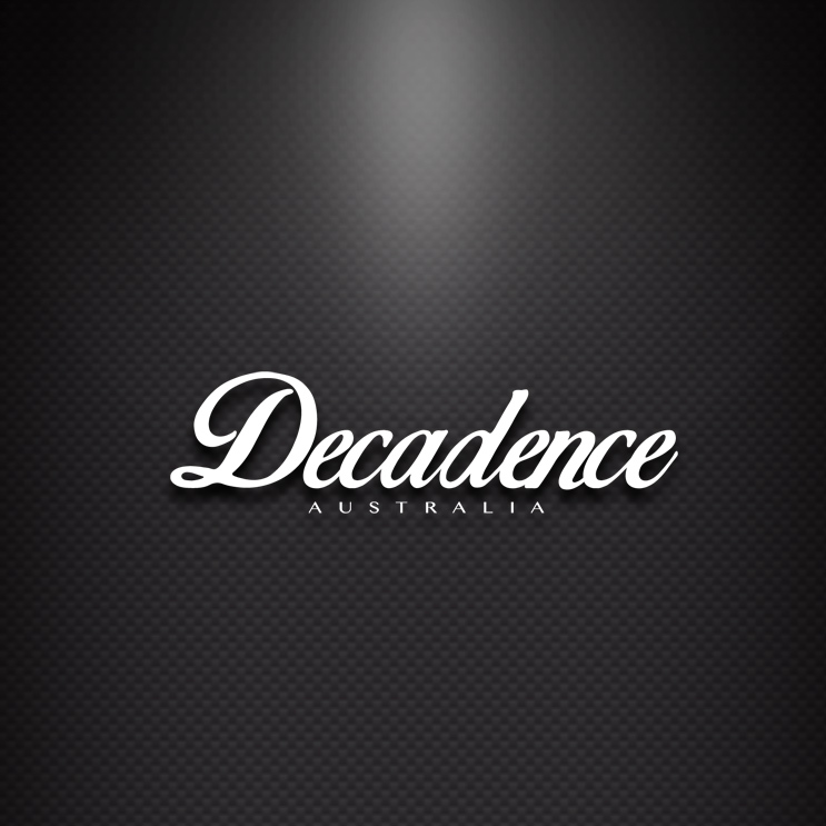 Decadence Web Redesign