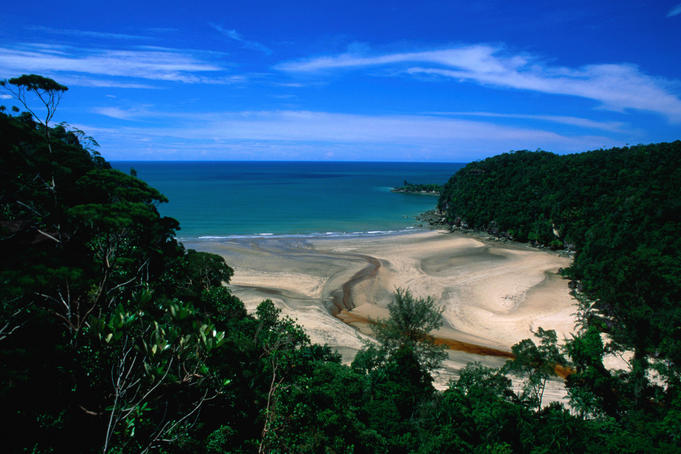 Image credit: Lonely planet (Bako National Park)