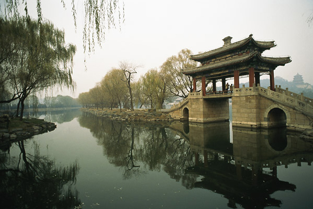 Picteresque Summer Palace