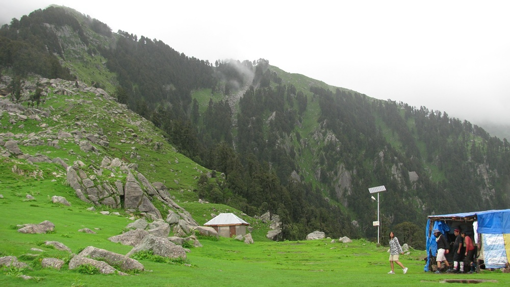 Triund: an eco-friendly picnic spot