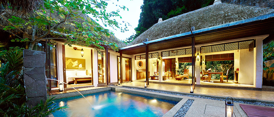 Garden Villa at the Banjara Hotspring Retreat