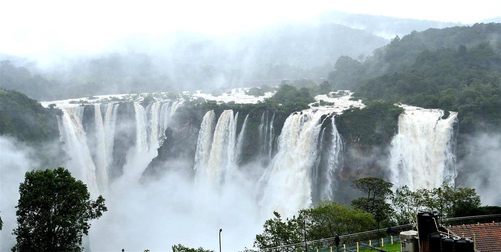Jog Falls Image Credit: Sateesh Mane
