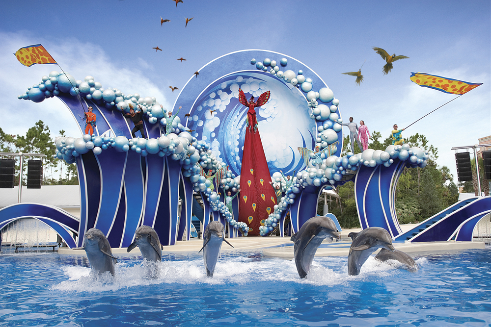 Sea World Image Credit: Vacationpassage.com