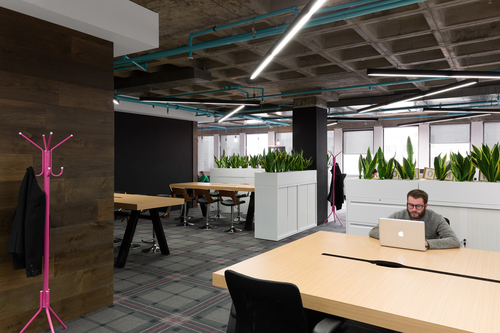 Co working space on queens commercial corporate office designers in melbourne