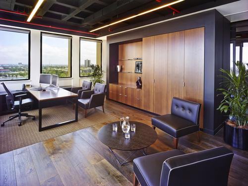 oxygen ventures commercial corporate office designers in melbourne