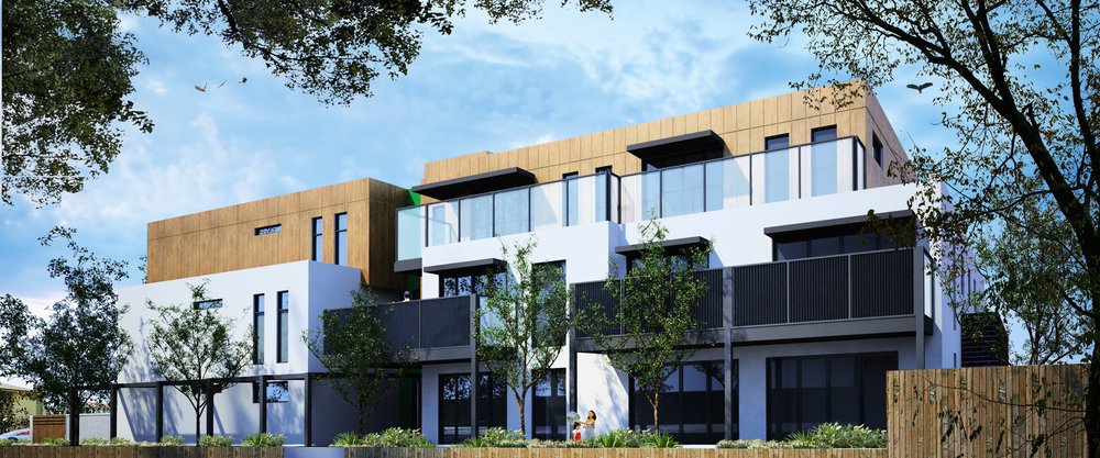 888 Development, Caulfield  | Plan Optimisation, Marketing Plans, Interior Design
