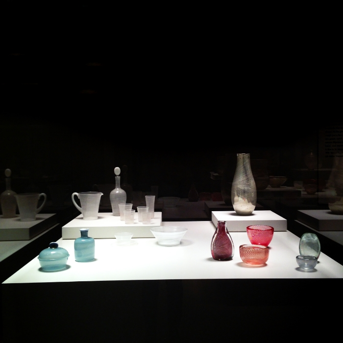 Venetian Glass by Carlo Scarpa