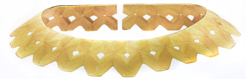 Choker #70, Mary Lee Hu 1985.